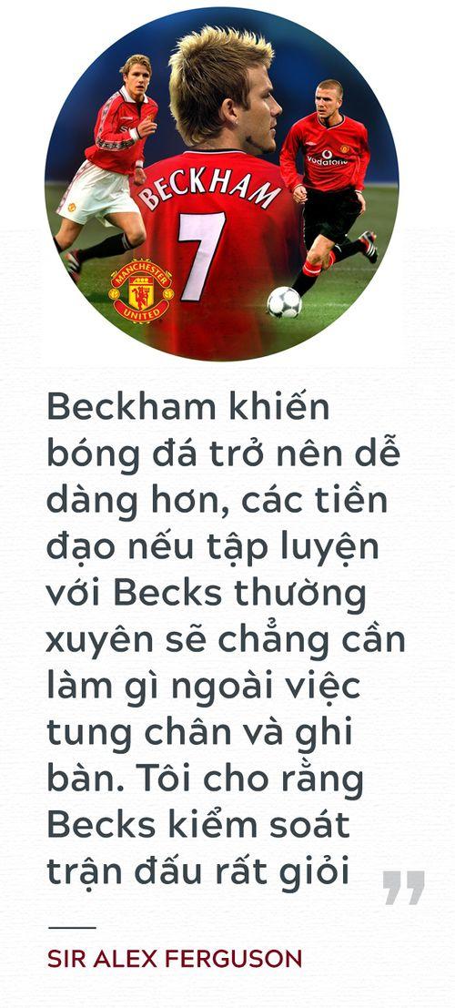 David Beckham, vị kiến trúc sư đẳng cấp mà bóng đá Anh chưa từng sử dụng - Ảnh 6