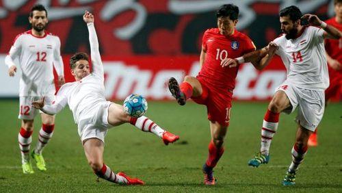 Báo Hàn Quốc: Thất bại trước U22 Việt Nam có thể