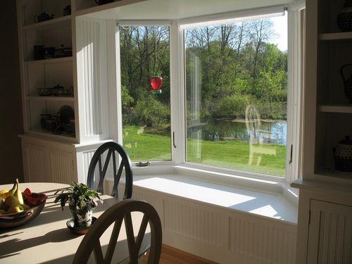 Ý tưởng thiết kế ghế bên cửa sổ: Tối giản nhưng tiện ích lớn - Ảnh 3