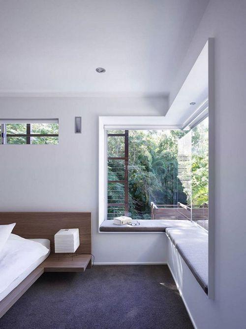 Ý tưởng thiết kế ghế bên cửa sổ: Tối giản nhưng tiện ích lớn - Ảnh 5