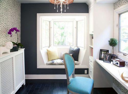 Ý tưởng thiết kế ghế bên cửa sổ: Tối giản nhưng tiện ích lớn - Ảnh 6