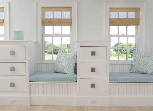 Ý tưởng thiết kế ghế bên cửa sổ: Tối giản nhưng tiện ích lớn - Ảnh 7