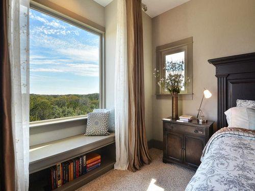 Ý tưởng thiết kế ghế bên cửa sổ: Tối giản nhưng tiện ích lớn - Ảnh 9