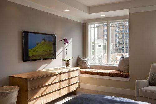Ý tưởng thiết kế ghế bên cửa sổ: Tối giản nhưng tiện ích lớn - Ảnh 10