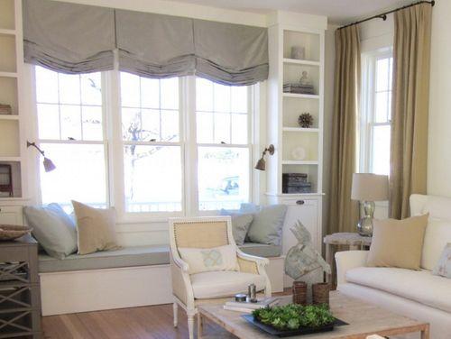 Ý tưởng thiết kế ghế bên cửa sổ: Tối giản nhưng tiện ích lớn - Ảnh 11