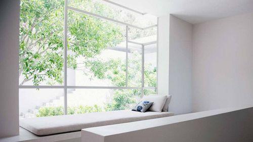 Ý tưởng thiết kế ghế bên cửa sổ: Tối giản nhưng tiện ích lớn - Ảnh 13