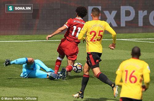 Phòng ngự tệ hại, Liverpool nhận trái đắng ngày khai màn đúng phút bù giờ - Ảnh 2