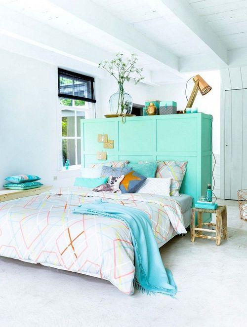Không gian đẹp đẽ của những phòng ngủ đầy sức sống - Ảnh 12