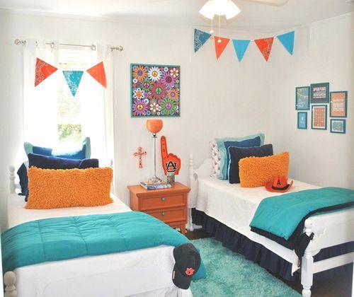 Không gian đẹp đẽ của những phòng ngủ đầy sức sống - Ảnh 13