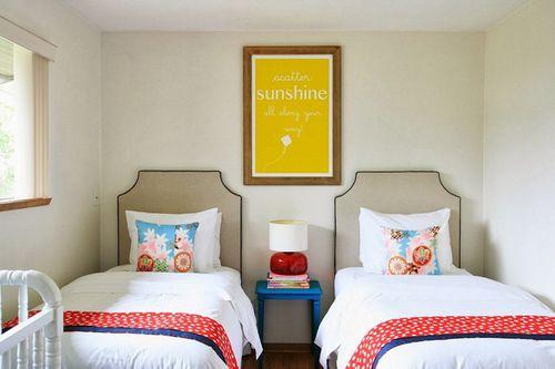 Không gian đẹp đẽ của những phòng ngủ đầy sức sống - Ảnh 14