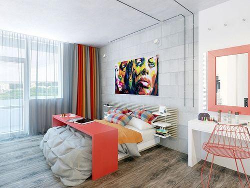 Không gian đẹp đẽ của những phòng ngủ đầy sức sống - Ảnh 16