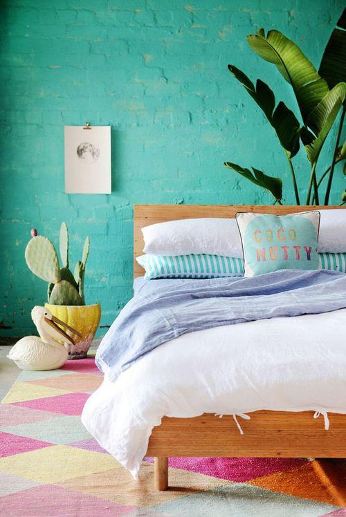 Không gian đẹp đẽ của những phòng ngủ đầy sức sống - Ảnh 3