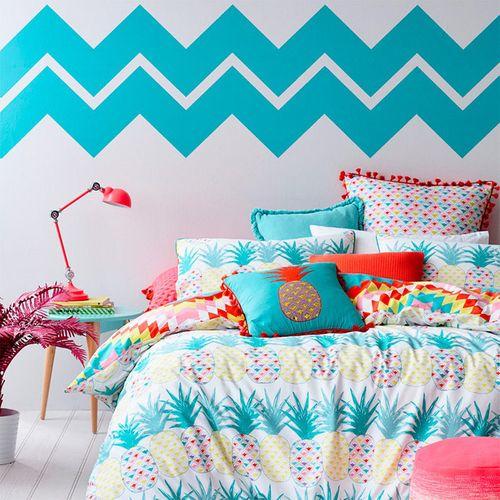 Không gian đẹp đẽ của những phòng ngủ đầy sức sống - Ảnh 4