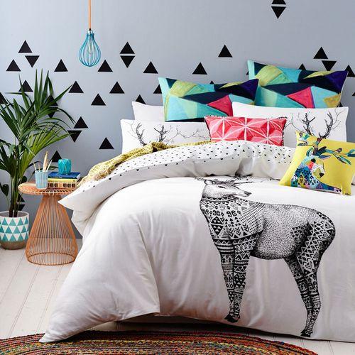 Không gian đẹp đẽ của những phòng ngủ đầy sức sống - Ảnh 5