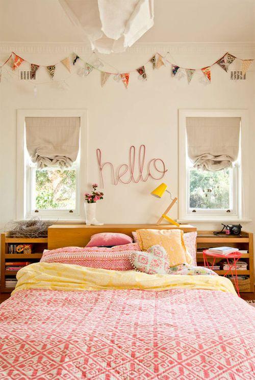 Không gian đẹp đẽ của những phòng ngủ đầy sức sống - Ảnh 10