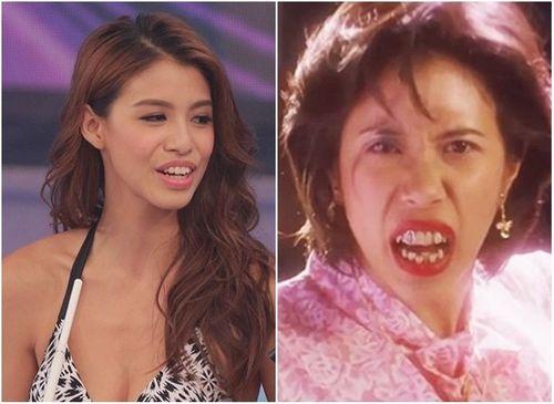 Choáng với thí sinh răng hô, vai thô vẫn đăng quang Hoa hậu Hong Kong  - Ảnh 2