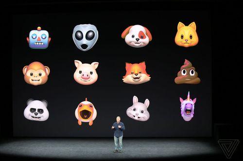 """iPhone X giúp bạn nhắn tin với người yêu theo cách không """"đụng hàng"""" điện thoại khác - Ảnh 3"""