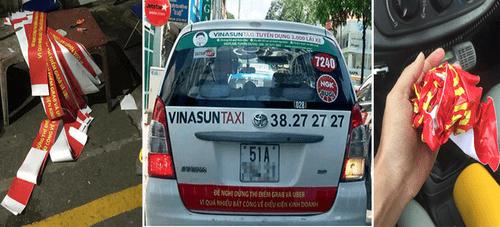 Cuộc chiến giữa taxi truyền thống với Uber, Grab sẽ đi về đâu? - Ảnh 2