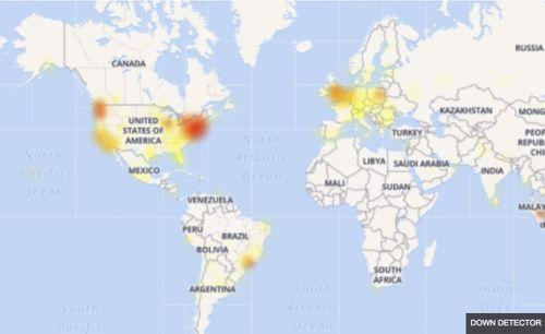 Facebook lỗi toàn cầu, Việt Nam nằm trong khu vực bị ảnh hưởng - Ảnh 3