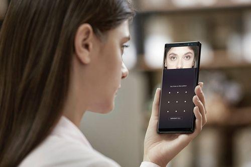 Rộ tin đồn Galaxy S9 có Face ID, đủ sức cạnh tranh iPhone X - Ảnh 1