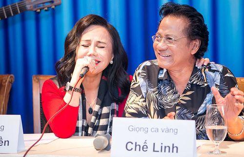 """Thanh Tuyền: """"Vợ Chế Linh nhờ tôi kiểm soát những bóng hồng đi qua đời anh ấy"""" - Ảnh 1"""
