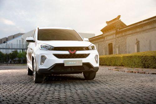 Cận cảnh mẫu xe SUV Wuling Hong Guang S3 giá chỉ 194 triệu đồng - Ảnh 3