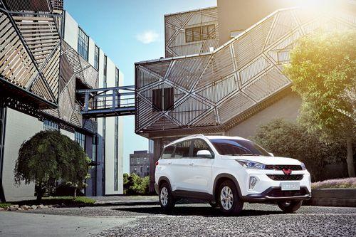 Cận cảnh mẫu xe SUV Wuling Hong Guang S3 giá chỉ 194 triệu đồng - Ảnh 2