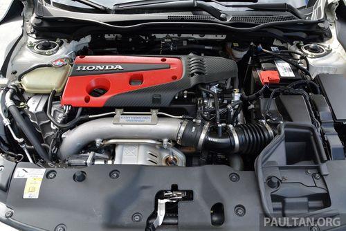 Đối thủ của Ford Focus RS - Honda Civic Type R 2017 xuất hiện với giá 1,73 tỉ đồng - Ảnh 2