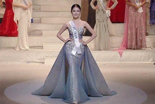 Thùy Dung trượt Top 15 Miss International 2017 một cách đáng tiếc - Ảnh 3