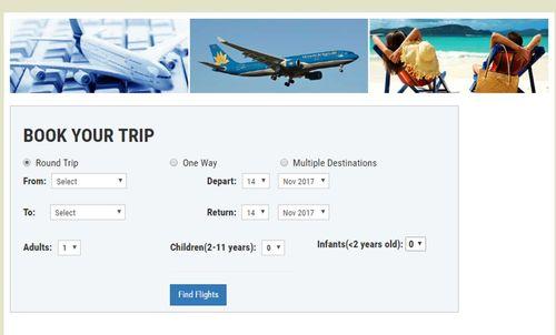 """Hàng loạt website giả mạo bán vé tàu, máy bay với giá """"cắt cổ"""" - Ảnh 2"""