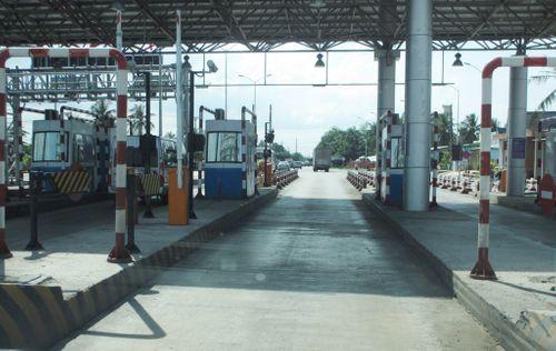 Trạm BOT Cai Lậy chính thức thu phí trở lại vào ngày 30/11 - Ảnh 1