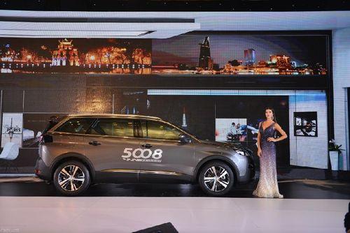 Cận cảnh bộ đôi SUV Peugeot giá từ 1,16 tỷ đồng - Ảnh 1