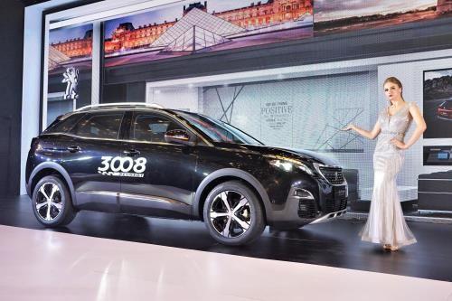 Cận cảnh bộ đôi SUV Peugeot giá từ 1,16 tỷ đồng - Ảnh 2