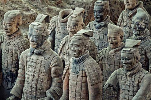 """Bí mật lăng mộ Tần Thủy Hoàng: Công nghệ """"bậc thầy"""" thời cổ đại - Ảnh 1"""
