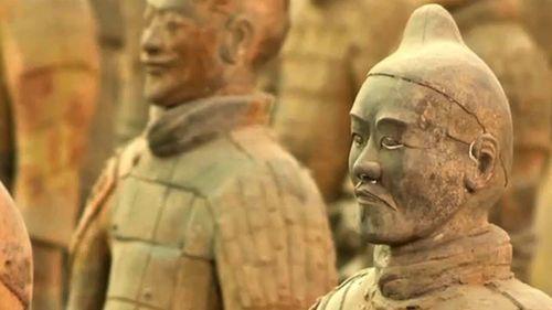 """Bí mật lăng mộ Tần Thủy Hoàng: Công nghệ """"bậc thầy"""" thời cổ đại - Ảnh 7"""