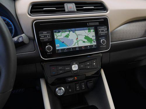 Ngắm mẫu xe điện Nissan Leaf 2018 giá hơn 680 triệu đồng - Ảnh 1