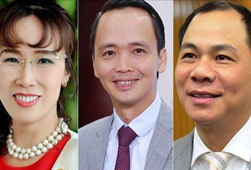 Lộ diện danh tính ba tỷ phú giàu nhất sàn chứng khoán Việt 2017 - Ảnh 1