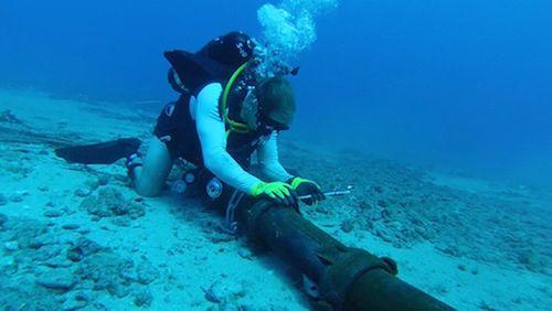 Cuối tuần này, cáp quang biển APG sẽ hoàn tất sửa chữa - Ảnh 1
