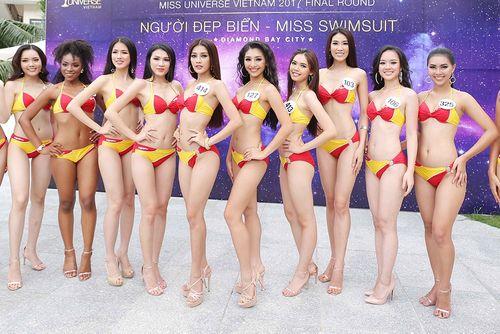 Thực hư tin đồn mua bán giải Hoa hậu Hoàn vũ Việt Nam 2017 - Ảnh 1