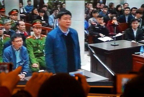 Bắt đầu xét xử ông Đinh La Thăng, Trịnh Xuân Thanh - Ảnh 1