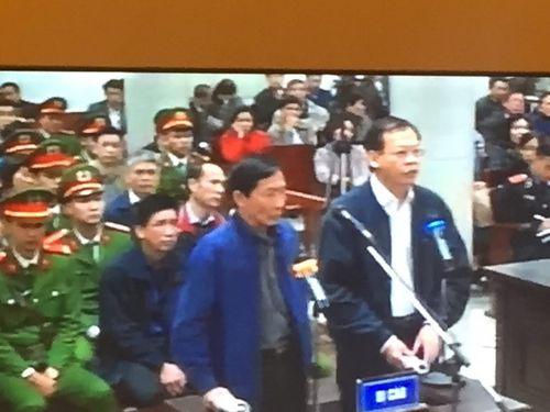 Xét xử Đinh La Thăng: Nhiều bị cáo khai làm theo chỉ đạo của cấp trên - Ảnh 2