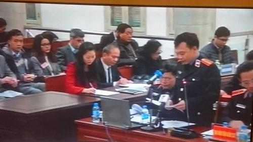 Xét xử ông Đinh La Thăng: VKS đề nghị giảm nhẹ hình phạt cho một số bị cáo - Ảnh 1