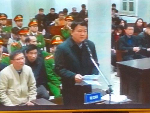 """Trước toà, ông Đinh La Thăng vẫn cho rằng """"PVC là mạnh nhất"""" - Ảnh 1"""