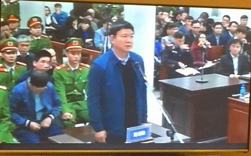 Tuyên án bị cáo Đinh La Thăng 13 năm tù, Trịnh Xuân Thanh tù chung thân - Ảnh 1