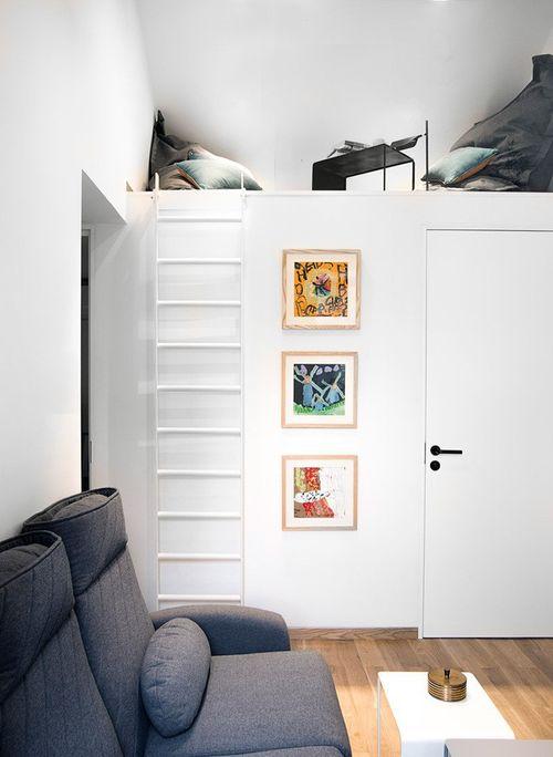 Những ngôi nhà nhỏ tuyệt đẹp khiến bạn mê mẩn - Ảnh 3