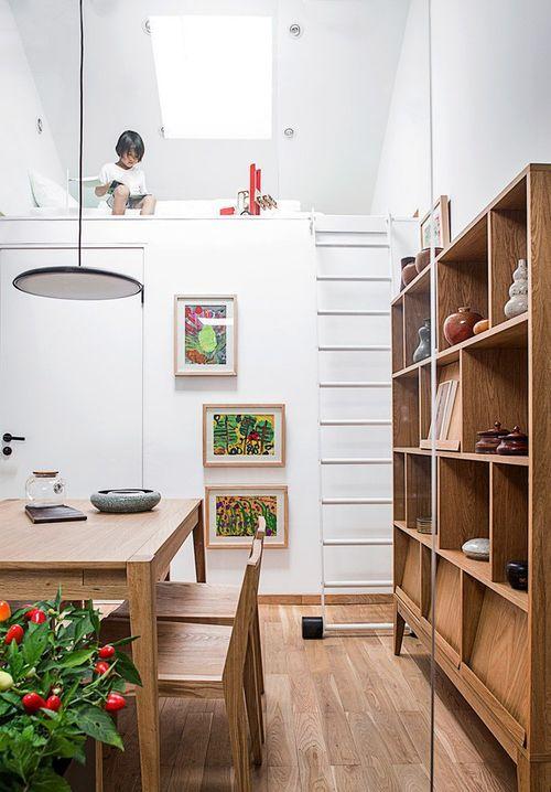 Những ngôi nhà nhỏ tuyệt đẹp khiến bạn mê mẩn - Ảnh 6