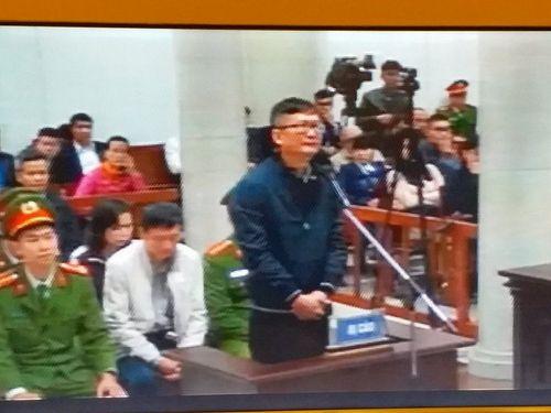 Xét xử Trịnh Xuân Thanh: Nguyên nhân một bị cáo vắng mặt - Ảnh 6