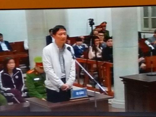 Mâu thuẫn lời khai của Trịnh Xuân Thanh trong việc nhận vali chứa 14 tỷ đồng - Ảnh 1