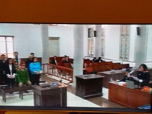 VKS đề nghị án chung thân đối với Trịnh Xuân Thanh - Ảnh 1