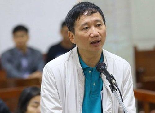 Mức hình phạt bị cáo Trịnh Xuân Thanh phải chấp hành cho cả 2 vụ án? - Ảnh 1